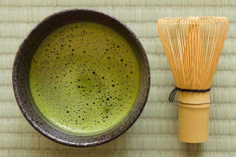 Japanese matcha chawan