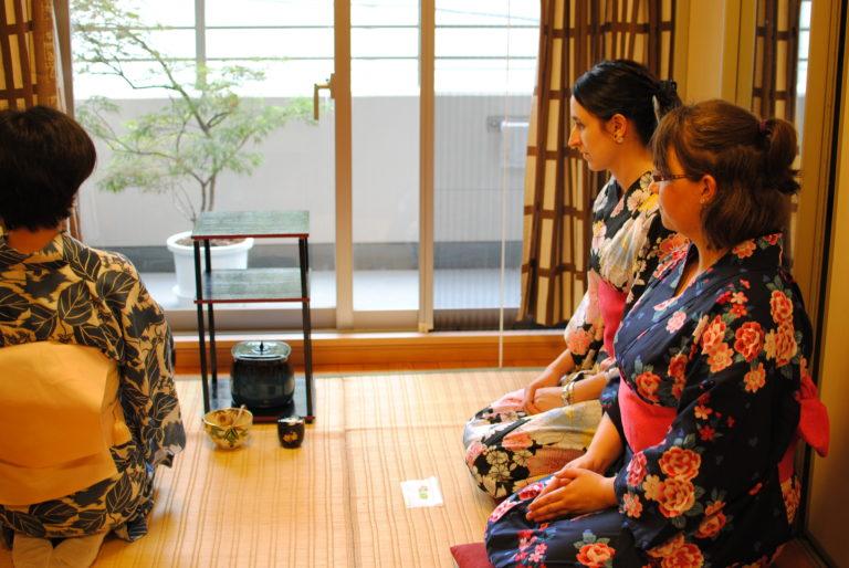 Sakaeya Tea Ceremony