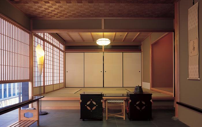 Suntory Museum of Art Tea Ceremony